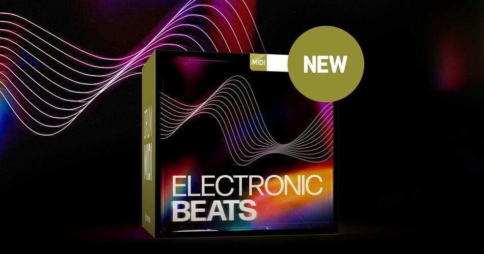 Toontrack Electronic Beats MIDI