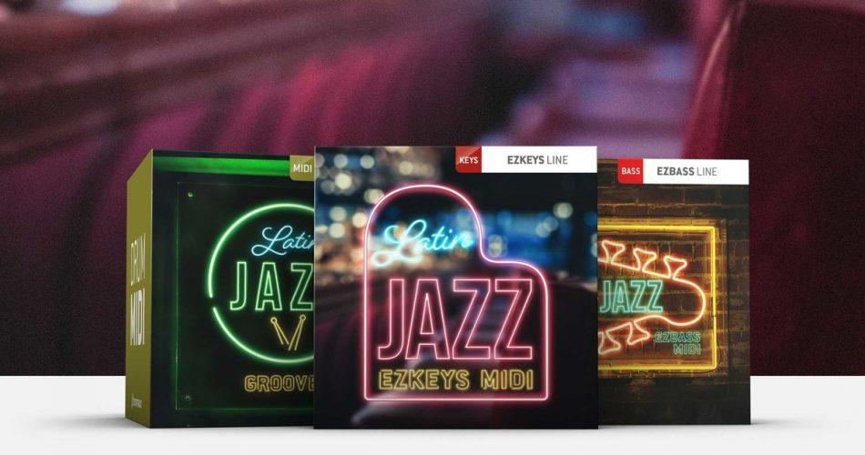 Toontrack Latin Jazz MIDI