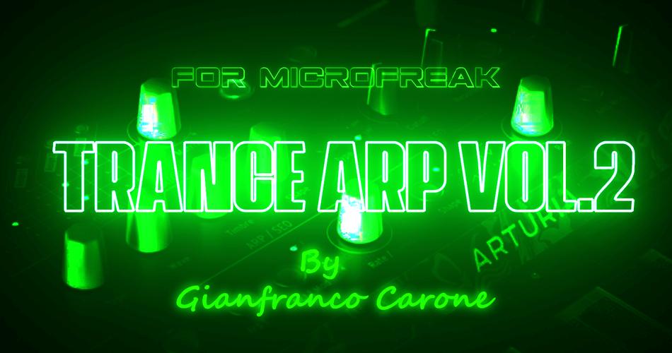 Trance Arp Vol 2 Microfreak