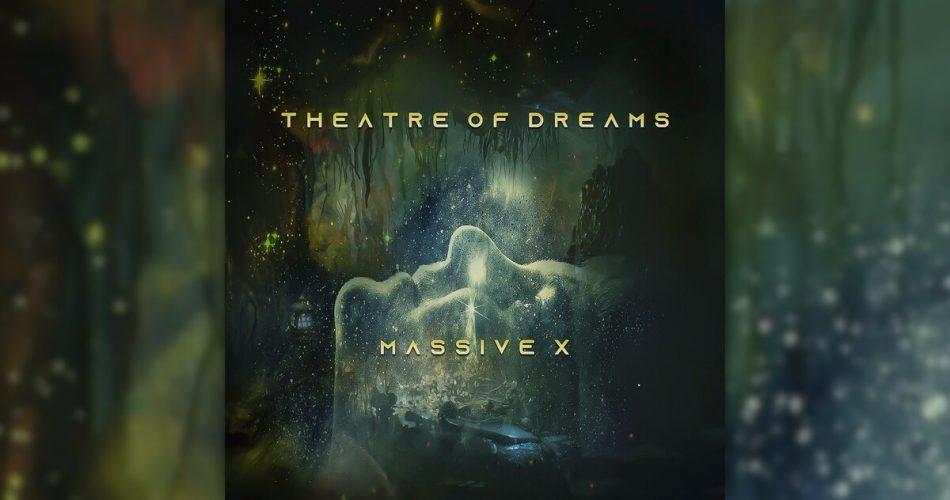 Triple Spiral Audio Theatre of Dreams Massive X