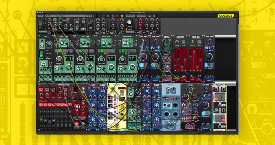 Voltage Modular Winter 2021 Sale