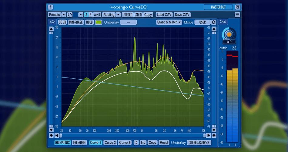 Voxengo CurveEQ 3.9