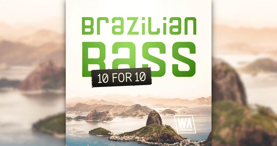 WA Brazilian Bass 10 for 10
