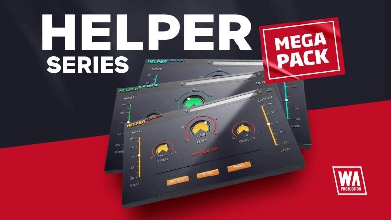 WA Helper Series Mega Pack