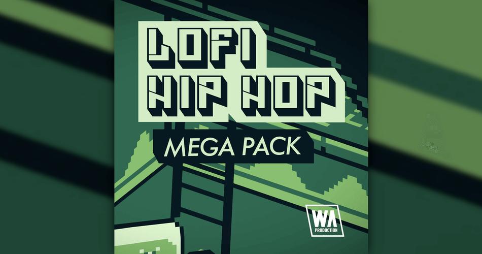 WA Lofi Hip Hop Mega Pack