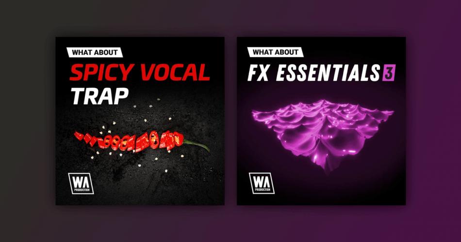 WA Spicy Vocal Trap and FX Essentials 3