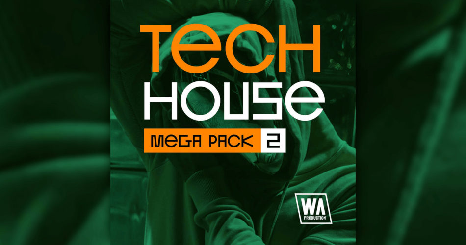 WA Tech House Mega Pack 2