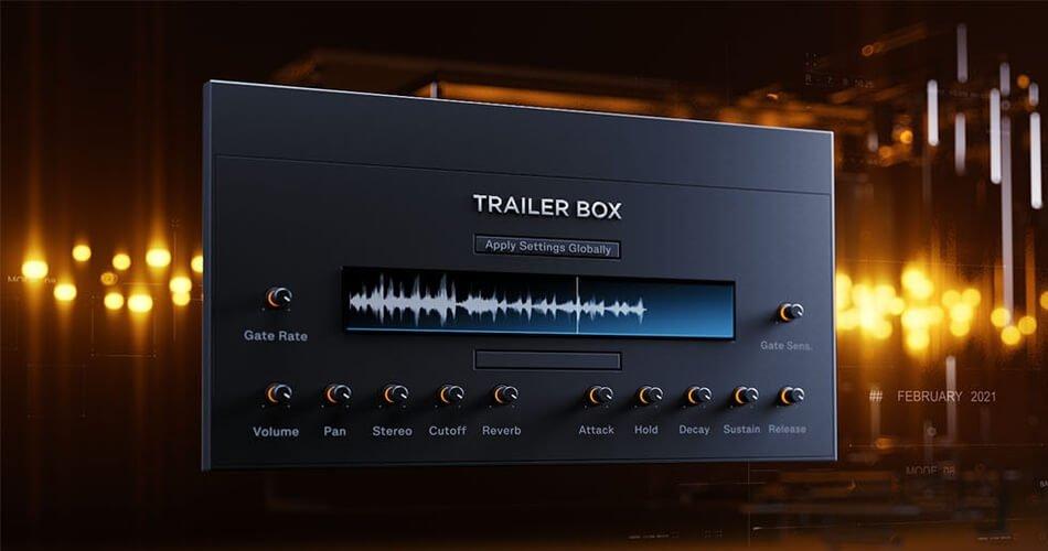 Wavelet Audio Trailer Box