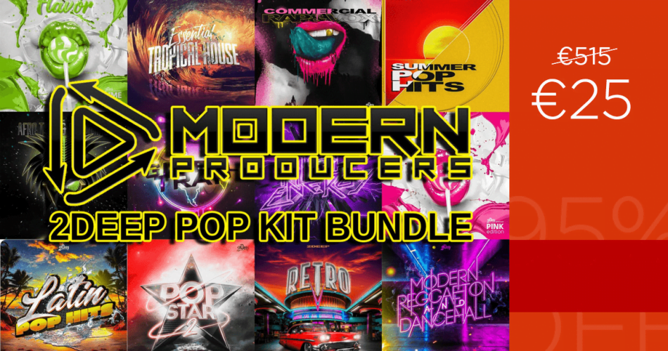 2DEEP Pop Kit Bundle 2021