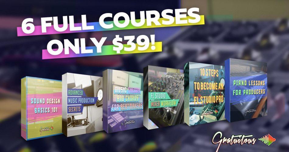 ADSR Gratuitous courses