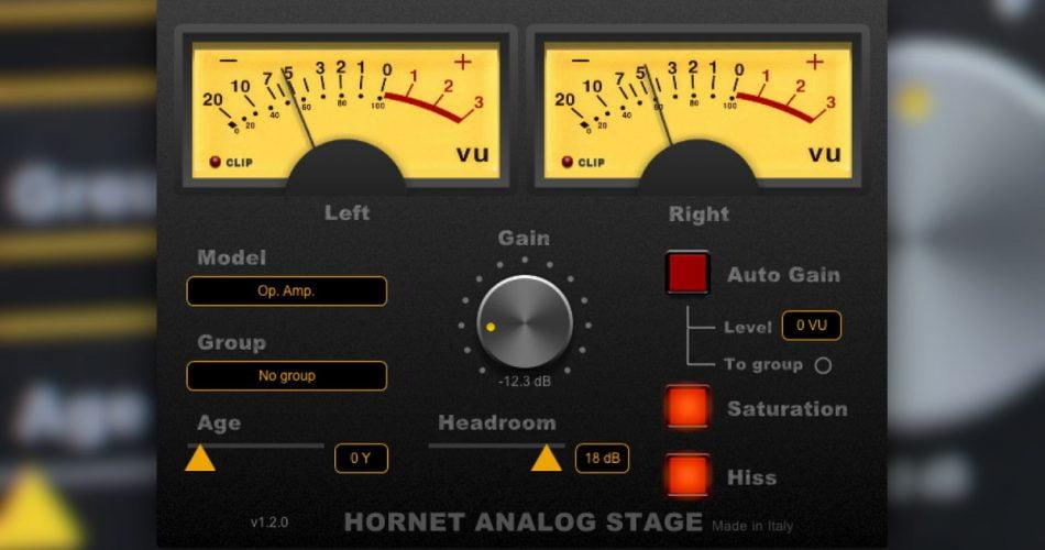AnalogStage 1.2