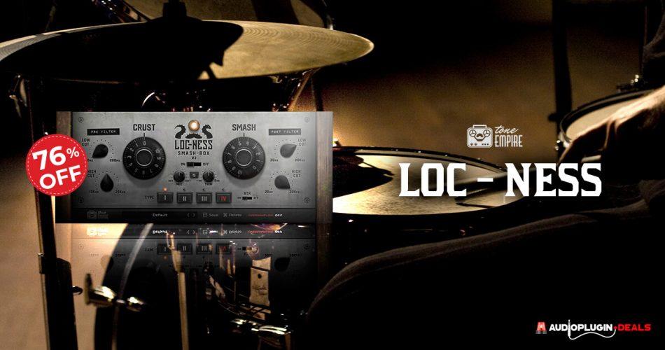 Audio Plugin Deals LocNess V2 19 USD