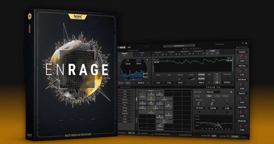 BOOM EnRage feat