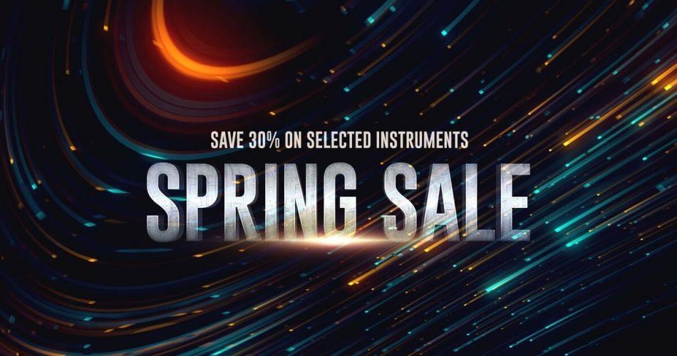 Cinesamples Spring Sale