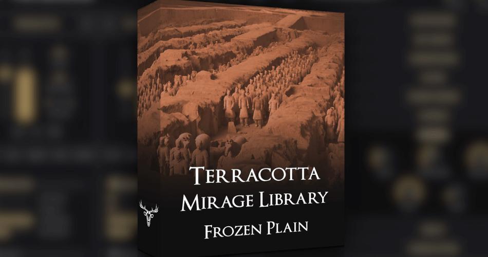 FrozenPlain Terracotta