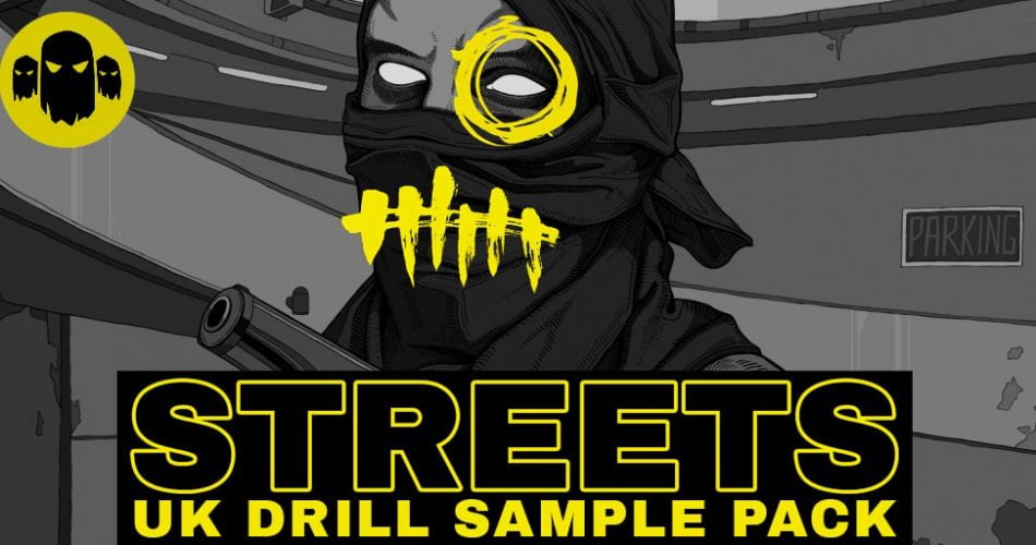 Ghost Syndicate Streets UK Drill