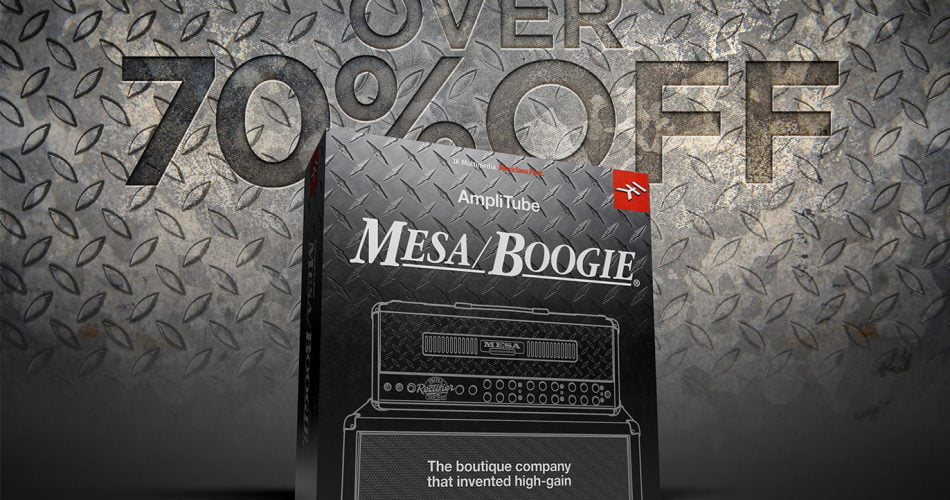 IK Mesa Boogie Krazy Deal