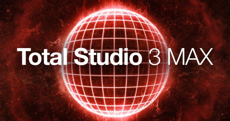 IK Total Studio 3 MAX