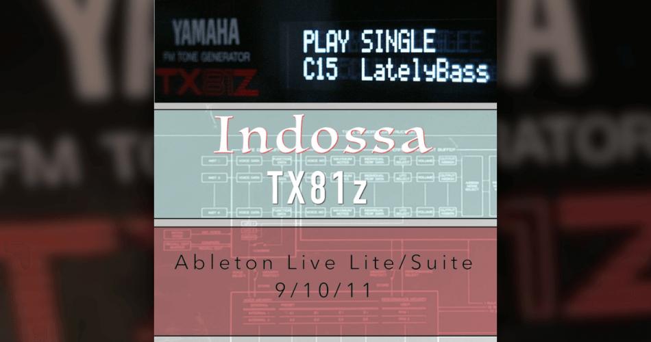 Indossa TX81z