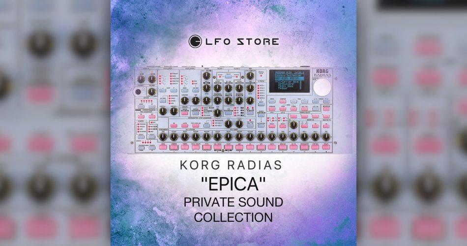 LFO Store Korg Radias Epica