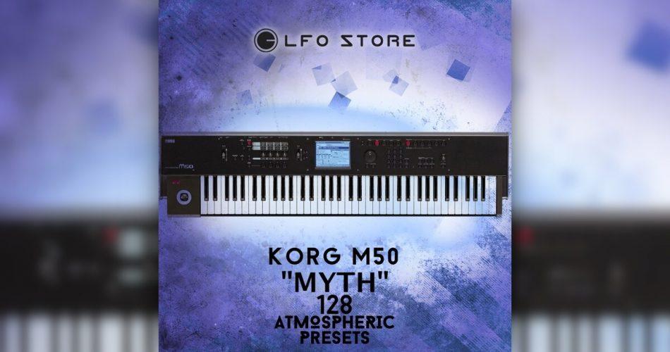 LFO Store Myth Korg M50