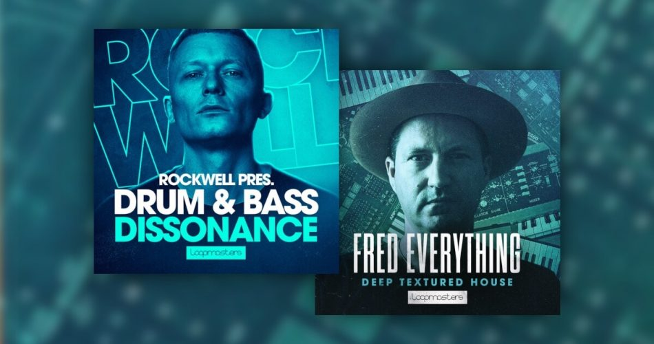 Loopmasters Rockwell and Fred Everything