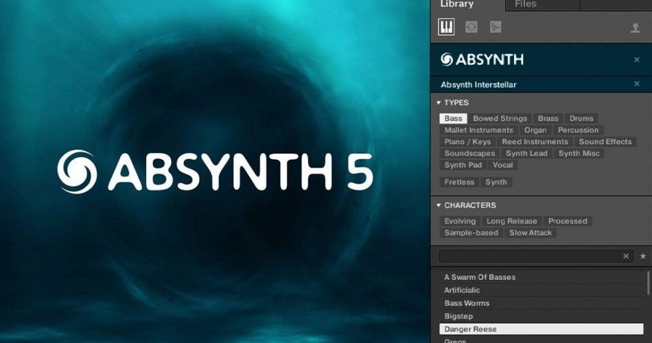 NI Absynth 5 update