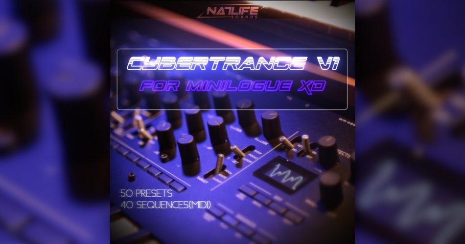 NatLife Cybertrance V1 Minilogue XD