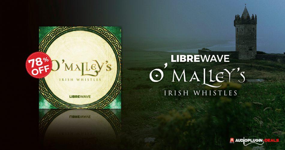 OMalleys Irish Whistles