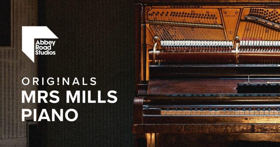 Originals Mrs Mills Piano