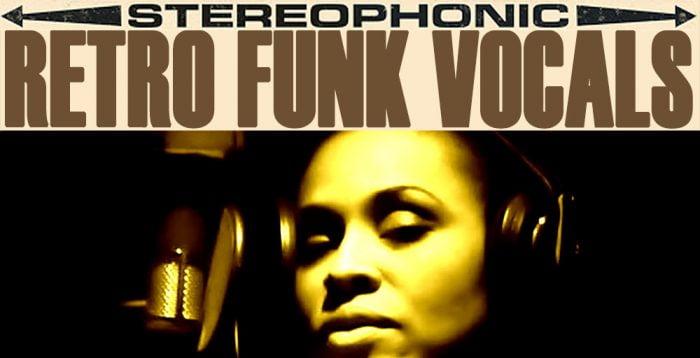 Renegade Audio Retro Funk Vocals