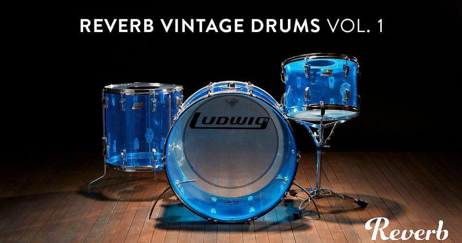 Reverb Vintage Drums Vol 1