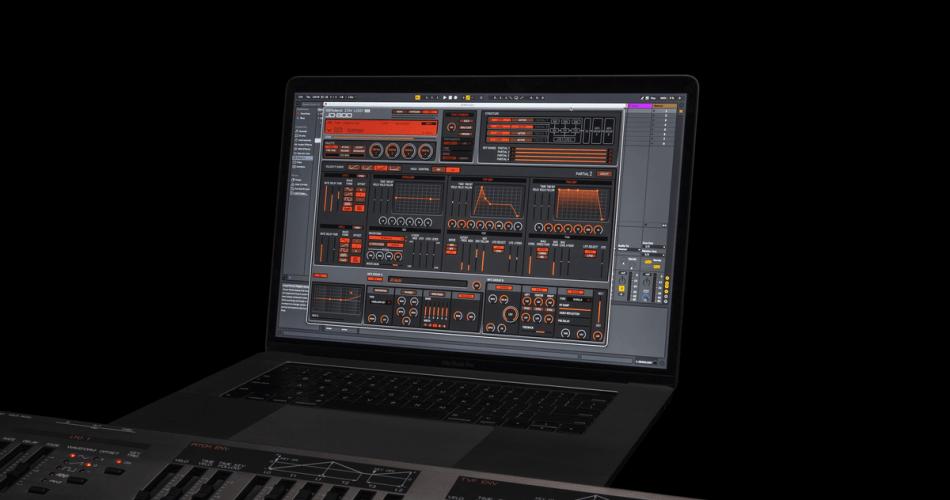 Roland JD 800 Model Expansion