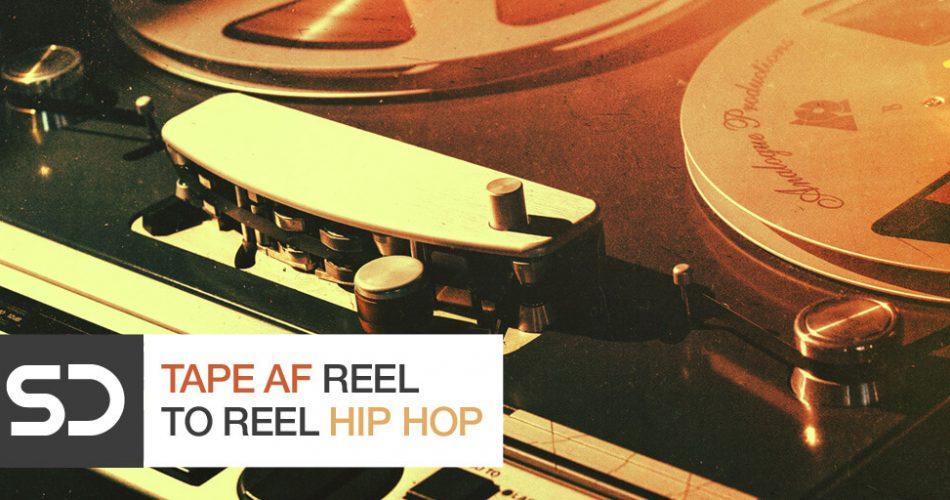 Sample Diggers Tape AF Reel to Reel Hip Hop