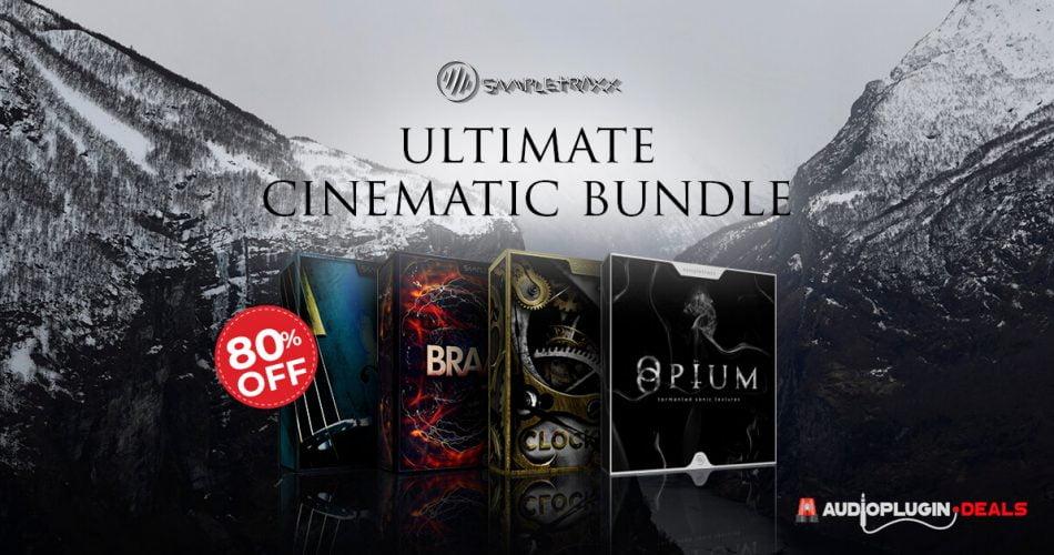 Sampletraxx Ultimate Cinematic Bundle