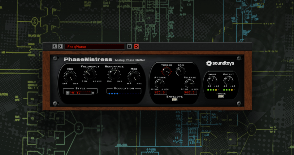 Soundtoys PhaseMistress Sale
