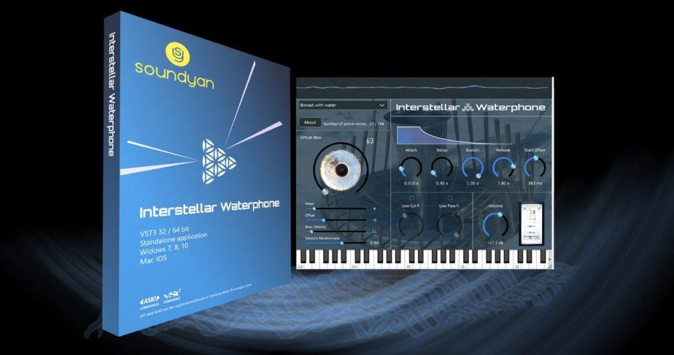 Soundyan Interstallar Waterphone