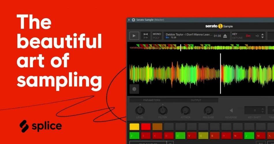 Splice art of sampling