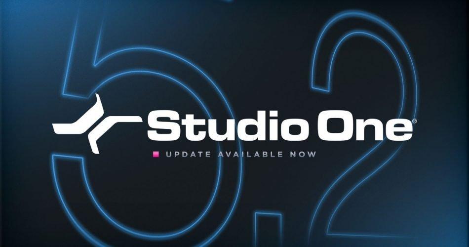 Studio One 5 update