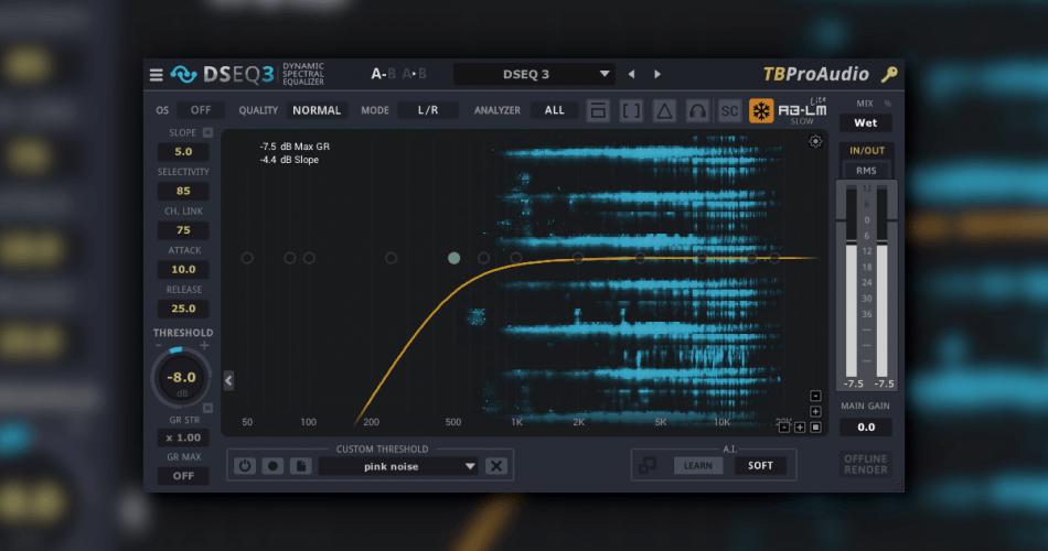 TBProAudio DSEQ3