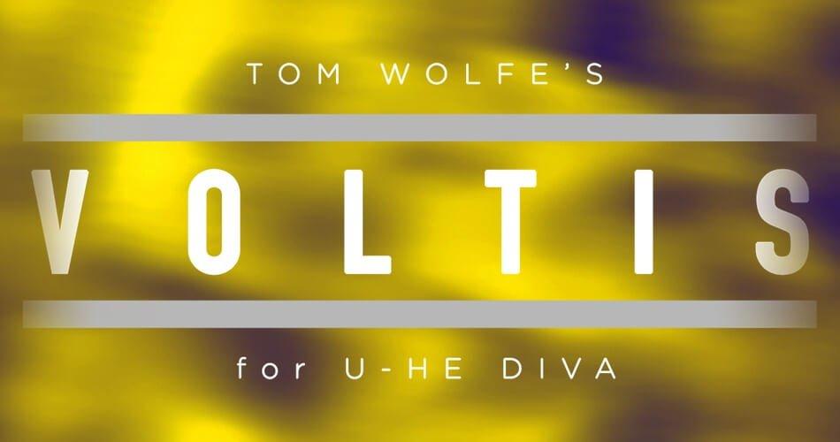 Tom Wolfe Voltis artwork