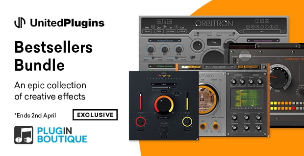 United Plugins Bestsellers Bundle