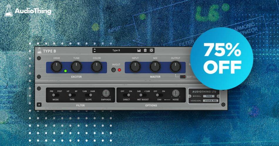 VST Buzz AudioThing Type B