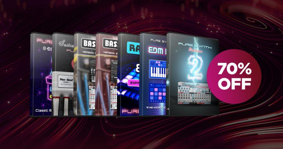 VST Buzz Pure Synth Platinum Bundle