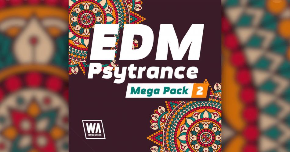 WA EDM Psytrance Mega Pack 2