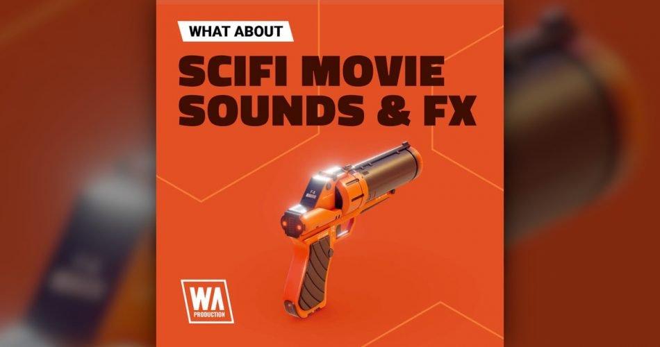 WA Scifi Movie Sounds and FX