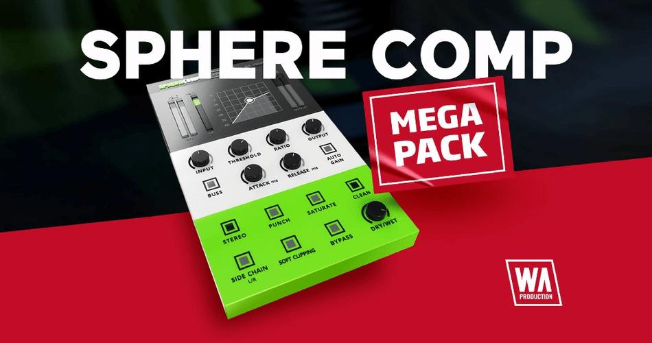 WA SphereComp Mega Pack