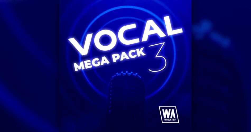 WA Vocal Mega Pack 3