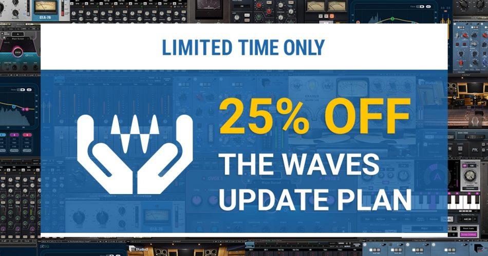 Waves Update Plan offer