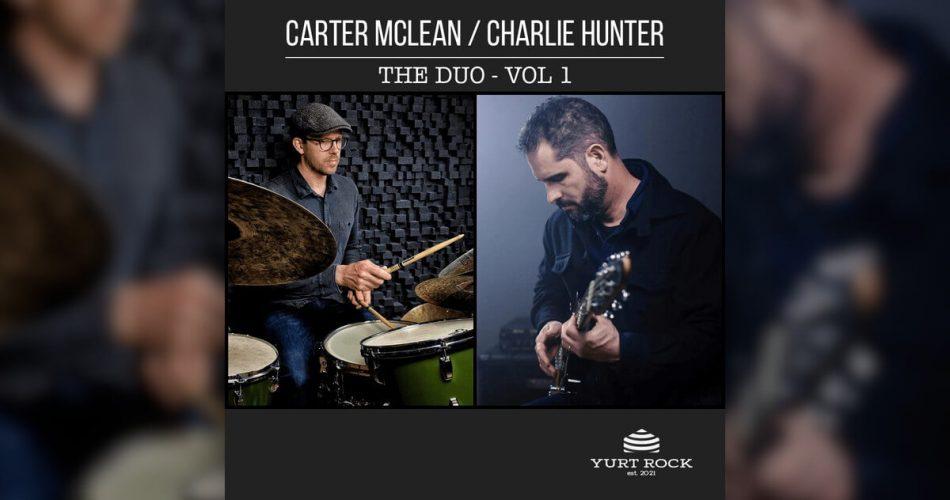 Yurt Rock Charlie Hunter and Carter McLean Vol 1